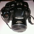 MINT Canon PowerShot SX50 HS 12MP Digital Camera with 28 Inch LCD Black