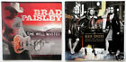 2 Country CDs DIXIE CHICKS Taking the Long Way + BRAD PAISLEY Time Well Wasted