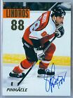 ERIC LINDROS 1993-94 PINNACLE AUTO AUTOGRAPH SP
