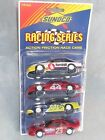 SUNOCO RACING SERIES ACTION FRICTION RACE CARS 1:38 - MOC