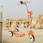 New Huffy Disney STAR WARS Force Awakens BB8 BB-8 Orange 3 Wheel Mini Scooter