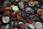 2,500 Buttons Mixed Colors Sewing Vintage NEW Mixed Huge Bulk Lot Whsl