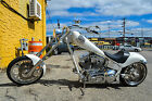 2007 American Ironhorse 2007 American Ironhorse Texas Chopper  BEAUTIFUL 2007 AMERICAN IRON HORSE TEXAS CHOPPER 111 PEARL WHITE GOLD 11K MILES