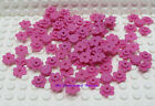 Lego Flowers Dark Pink Lot of 80 Plants City Town Friends New