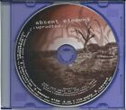 ABSENT ELEMENT UPROOTED CD CHRIS DAUGHTRY! SILVERDISC NOT CDR! MEGA RARE! PAYPAL