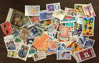 Lot 911 250 Different Deluxe Worldwide Stamp Collection Free US Shipping