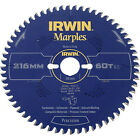 Irwin Marples TCG Construction Saw Blade 216mm 60T 30mm