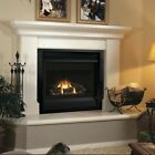 FMI Direct Vent Fireplace 36 Traditional Series Free Remote Control