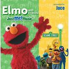 Sing Along With Elmo and Friends: Jace (JAY-ss) Audio CD