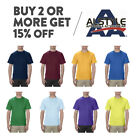 AAA ALSTYLE 1301 MENS CASUAL T SHIRT PLAIN SHORT SLEEVE SHIRTS COTTON TEE DAILY