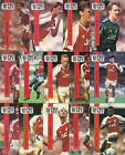 Proset Football Cards 1990/91 Complete Team Sets YOU CHOOSE FREE UK P