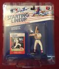 1988  DWIGHT EVANS Starting Lineup SLU Autographed Signed Auto Sealed W/Case