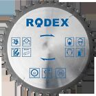 RODEX TCT Circular Saw Blades With 40 Teeth 180mm (7″inc) Angle|Cross Cutting
