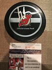 JSA Authenticated Martin Brodeur Signed New Jersey Devils Official game Puck