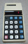 Vintage 1974 Commodore Red Led Calculator 886D