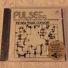 Pulse Works for Percussion Strings John Cage 24k gold CD Sealed  NWCD 319
