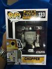 Chopper Star Wars Celebration Funko Pop 2017 Rebels
