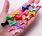 30pcs 2012 Mini Tie Tiny Satin Bows Mix Hair Accessory Jewellery Making Wedding