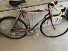 Vintage Geoff Roberts Reynolds 531 Competition Road Bike Campagnolo Groupset