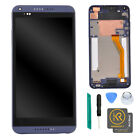 Original Blue Display LCD Touch Screen Digitizer + Frame for HTC Desire 816 US