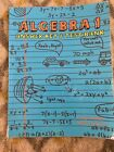Teaching Textbooks Algebra 1 version 10 Answer Key  Bank