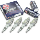 4pcs 04-05 TGB LASER 50 NGK Iridium IX Spark Plugs 49 Kit Set Engine sm