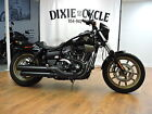 Harley Davidson S Series 2017 Harley Davidson Low Rider S in Vivid Black a One Owner with only 424 miles