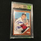 2011 TOPPS HERITAGE STAN MUSIAL *REAL ONE AUTO BGS 9.5 10* ST LOUIS CARDINALS