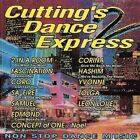CUTTING'S DANCE EXPRESS 2 U.S. FREESTYLE CD 1993 CORO SAFIRE NOEL CONCEPT OF ONE