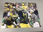 William Campbell Hand Signed Autographed 11x14 Photo Michigan Wolverines