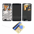 For Motorola Google Nexus 6 XT1100 LCD Display Touch Screen Digitizer + Tools