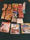 Rubber Stamp Crafts Lot of 100+ Stampin Up Wood Foam  More