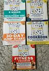 Lot of 4 Biggest Loser Books Fitness and Health