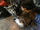 BMW F650GS ENGINE BREAKING FOR PARTS / INJECTION MODEL / 2001 / ROTAX