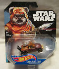 Hot Wheels Star Wars Rogue One Character Car, Wicket