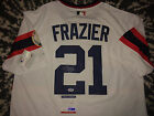 Todd Frazier Signed Auto Chicago White Sox Jersey Star Pitcher PSA DNA