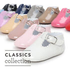 Newborn Girl Boys Baby Soft Sole Crib Shoes Toddler Sneakers Leather Shoes 0 18M