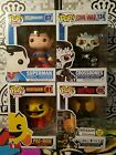 FUNKO POP! Lot of [4] with Exclusive Amazon Ant Man Yellow Jacket!