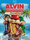 NEW Alvin and the Chipmunks: Chipwrecked (Blu-ray Disc, 2012, 2-Disc Set)