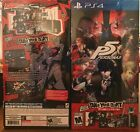 PS4 Persona 5 Take Your Heart Premium Edition Sony PlayStation 4 Brand New
