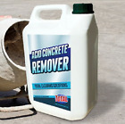 ACID CONCRETE REMOVER CLEANER 1:10 DIP TANK CLEAN TOOLS TROWELS MIXER CEMENT