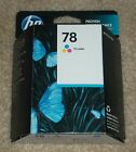 NEW 10 2015 Genuine HP 78 TRI COLOR Ink Cartridge C6578DN FREE SHIPPING