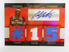 07 08 - Carmelo Anthony - AUTO- TTRA-111 - #d 36 Triple Threads