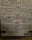 Stampin Up A LITTLE BIT OF HAPPINESS Stamp Set Butterflies Hearts Flowers