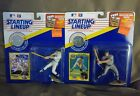 Starting Lineup 1991 New York Yankees Kevin Maas & Detroit Tigers Alan Trammell