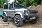 Land Rover Defender 90 24TDCi XS SW OVERFINCH