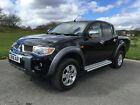 MITSUBISHI L200 25DI D 4WD DOUBLE CAB PICKUP ANIMAL
