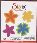Sizzix Charms Flowers 2 Red die New not Used Sale