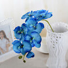 Artificial Butterfly Orchid Silk Flowers Home Wedding Party Phalaenopsis Decor