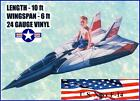 F 14 Super Tomcat Giant Inflatable Airplanes